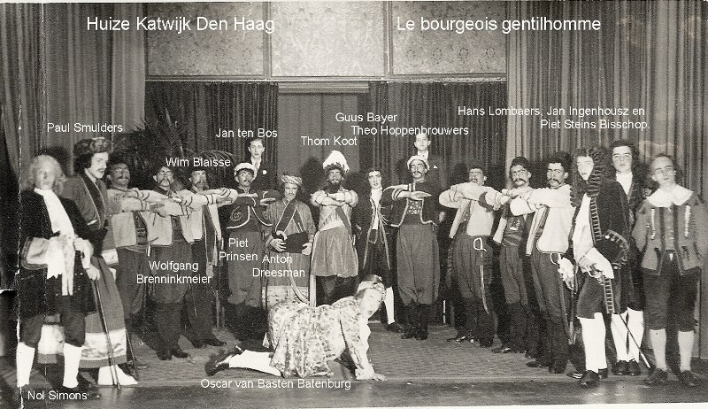 1940 le bourgeois gentilhomme - Bourgeois foto ...